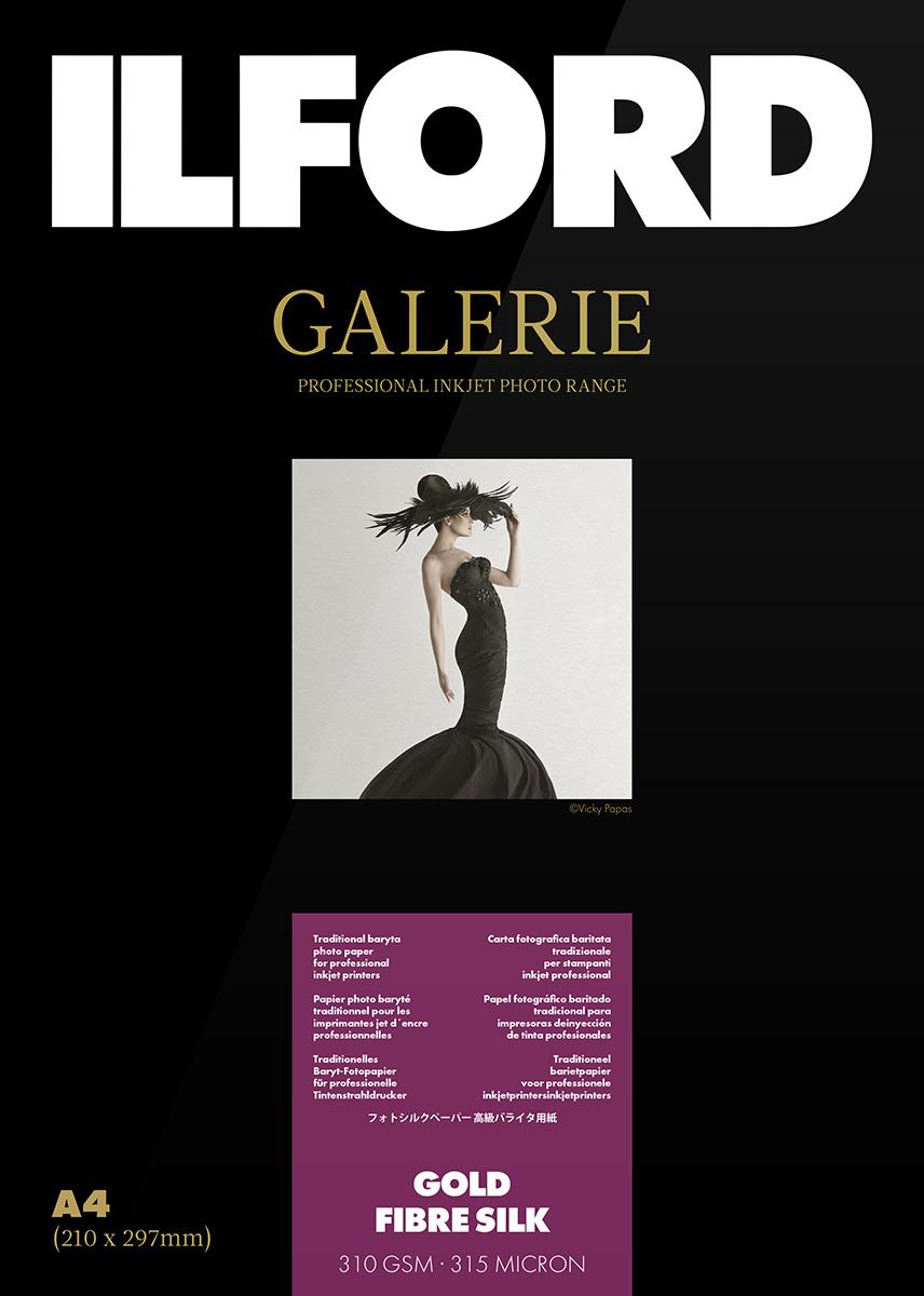 Gold Fibre Silk - Ilford | Premium Imaging Products